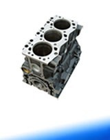Jiangdong JD4100 Cylinder Block Parts